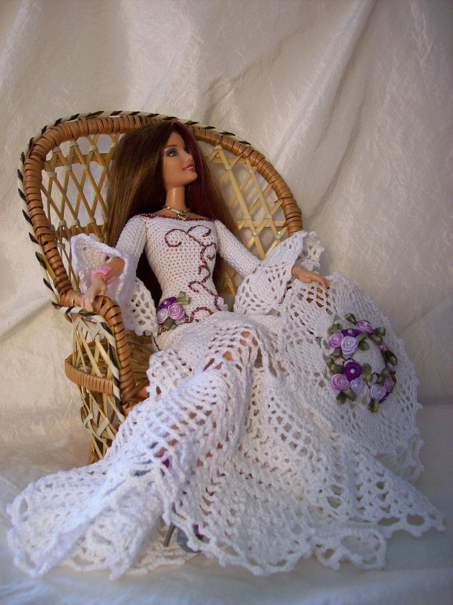 Top Vestiti Barbie Uncinetto Ww23 Pineglen